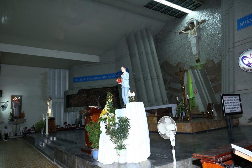 Thánh Lễ Mừng Kính Thánh Đaminh Saviô