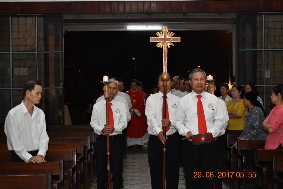 LỄ THÁNH PHÊRÔ VÀ PHAO LÔ TÔNG ĐỒ 2017
