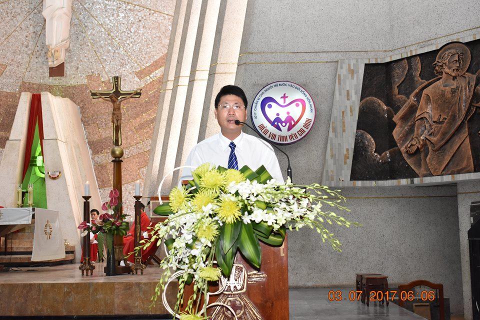 Lễ Thánh Tô-ma Tông đồ, bổn mạng nhóm Tô-ma.