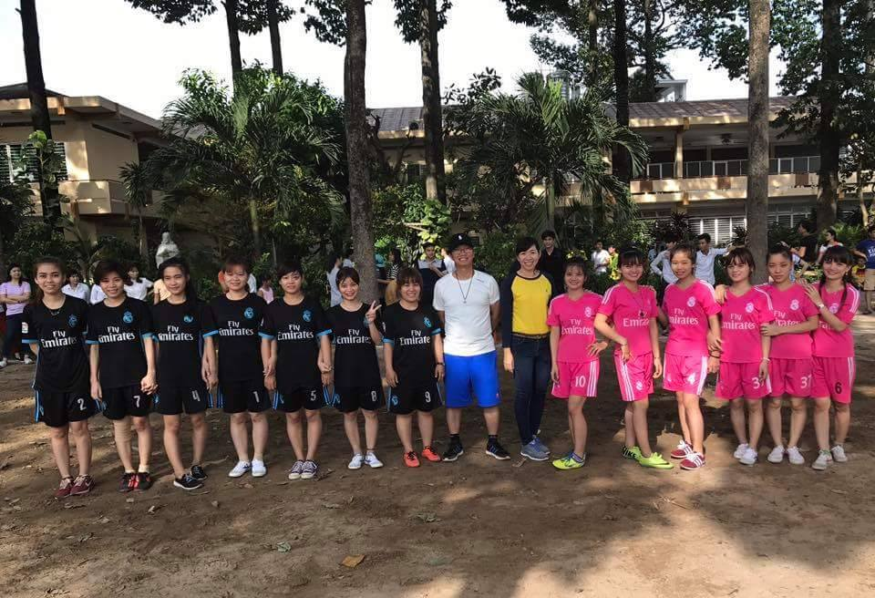 CẢM NHẬN TỔNG KẾT HỘI THAO KHỐI DI DÂN  LẦN VI 2017